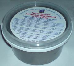 Sulphidic silt mud medical Gulf Sivash