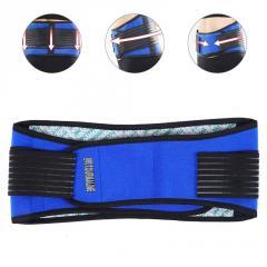 Belt for a back Tourmaline + Selenium, Coral