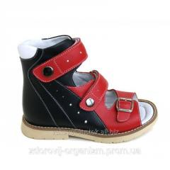 Обувь детская ортопедическая Ортек б\у