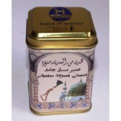 East resistant aroma of Musk Amber Jamid