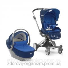 Коляска Chicco Duo I-Move