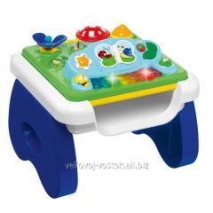 Детский Музыкальный игровой стол 3в1 Chicco...