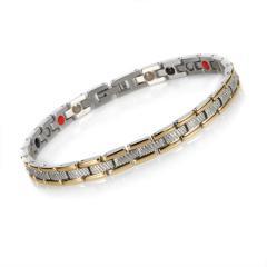 Турмалиновый магнитный браслет Змейка 4В1