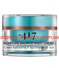 The night moisturizing cream for the person Minus