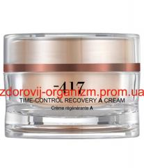 Rejuvenation - the recovering cream with Minus 417