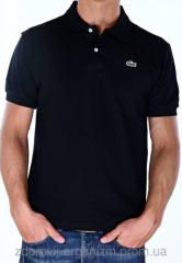 T-shirt man's Lacoste Black
