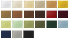 Sea vinyl for upholstery of yachts, boats