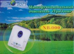 Многофункциональный озонатор «ТриОзон»