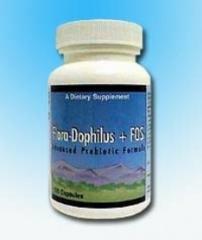 Флора Дофилус + ФОС пробиотическая добавка с...