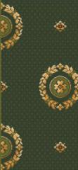 Ковролин для гостиниц Sapphire 44 зеленый