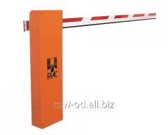 Barrier electrohydraulic an arrow to 5 meters