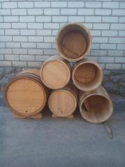 Бочки из дерева