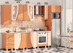 Кухня модель МДФ Уют