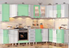 Кухня МДФ модель Волна