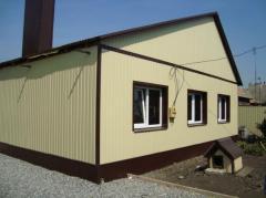 Дачные домики, Здания модульные, мобильные,