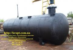 Резервуар підземний для СУГ