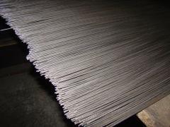 Проволока ВР 1 в прутке диаметром 3,5 мм, 3,8 мм ,
