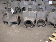 Шланговые затворы под электропривод  32а903р...