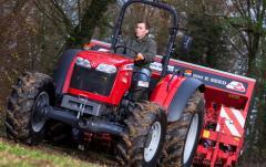 Трактор Massey Ferguson серия MF 3625 A/V/S/F/GE