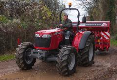 Трактор Massey Ferguson серия MF 3640 A/V/S/F/GE