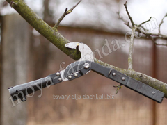 Brush cutter delimber steel Ukraine (V-49 code)