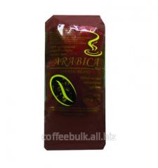 100% natural Arabica grain coffee of 0,5 kg