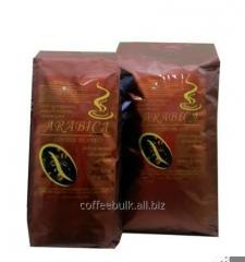 100% natural Arabica grain coffee of 1 kg