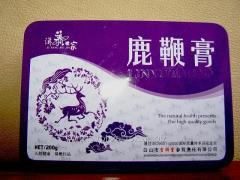 Jishun Тан паста из рогов молодого оленя для мужчин Вековой Восток