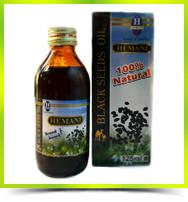 Oil of Black Hemani Caraway seeds of 125 ml