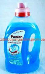 Passion GOLD washing gel concentrate of 2 l of