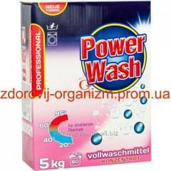 Стиральный порошок Power Wash Professional 5...