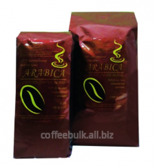 100% natural Arabica ground coffee of 1 kg