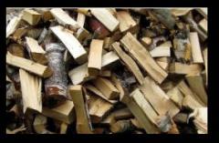 Svezhokoloty firewood (birch)