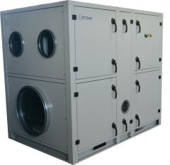 Industrial dehumidifier of MDC6000 air