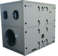 Air dehumidifier for the ice MDC7500 arenas