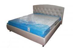 Кровать Анжелика с матрацем Дали 2 в 1 1,80х2,00