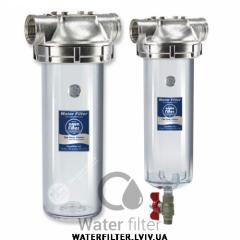 Корпус для фільтрів води 3-елементний корпус для