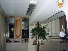 Household infrared heater of Bilyuks of B1350