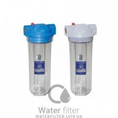 Корпуси системи очищення води серії H10E (під