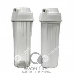 Корпус фільтра для води 10'' з 2-ма