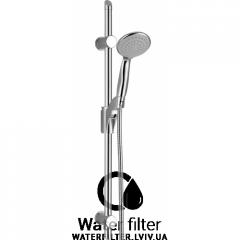 Душова штанга IMPRESE SAZAVA L'82 см (ручний душ 1