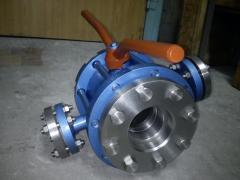 Crane sharovy APC2 type, locking with heating