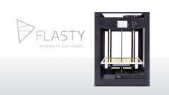 3D printer | 3D Flasty GT printer
