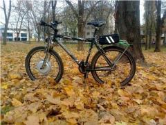 Электровелосипеды прогулочные