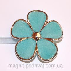 Decorative magnet pickup for curtains and F001,