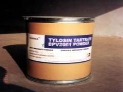 Tilozina tartrate of 96,0% 15KG