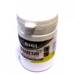 Hepavetin of 60 tablets, gepatoprotektor