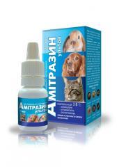 Amitrazin of ultra 10 ml (drop ear)
