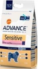 Advance Sensitive for adult dogs of 3 kg