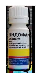 Endofarm (yodovismutkompleksonat, furasolidone,